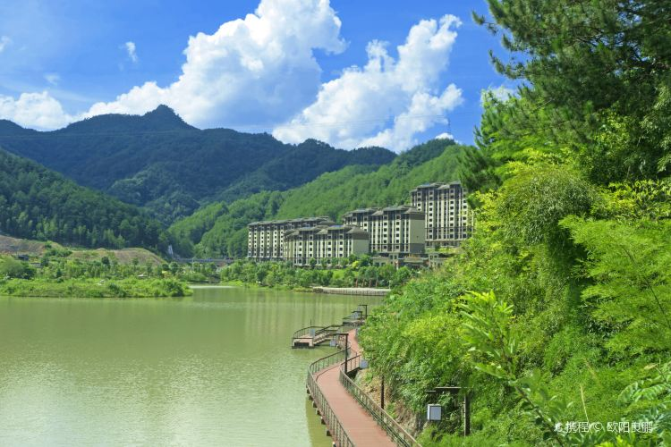 文秀湖公園1