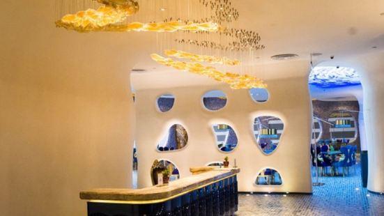美麗之冠大樹酒店海洋餐廳