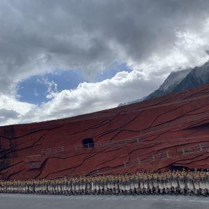 《印象丽江》演出旅游景点攻略图