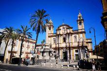 巴勒莫 西西里大区首府  巴勒莫  首府巴勒莫是西西里第一大城。诺曼、拜占庭及伊斯兰三种风格并存,随