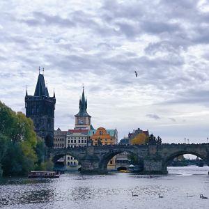 伏尔塔瓦河旅游景点攻略图