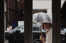 波士顿最古老的意大利咖啡馆,雨天里不妨意式浓缩加美式芝士来个set  Cafe Vittoria,