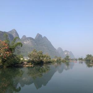 遇龙河漂流旅游景点攻略图