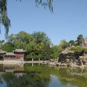 日坛公园旅游景点攻略图