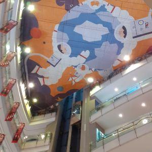 上海来福士广场旅游景点攻略图