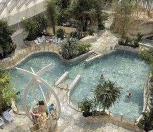 杭州开元森泊度假乐园旅游景点攻略图