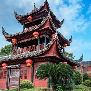 黔阳古城旅游景点攻略图