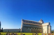 【意大利】【比萨】见证八百年奇迹的欧洲绝美小城