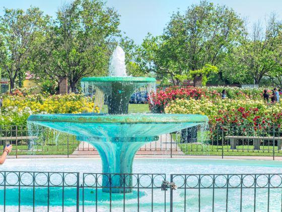 市立玫瑰園