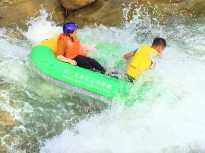 Yalu Raft Drifting Resort