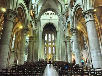Church of Notre Dame of Dijon