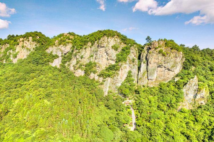 Chuanyan Mountain National Forest Park