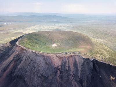 察哈爾右翼後旗火山遺址