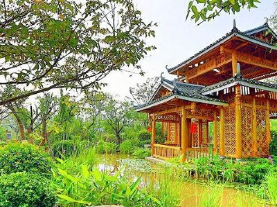 Wuqing Nanhu Green Expo Park