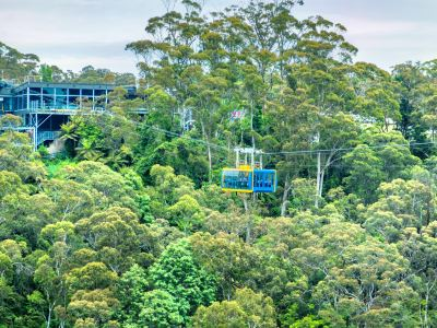 Blue Mountains Scenic World (Katoomba)