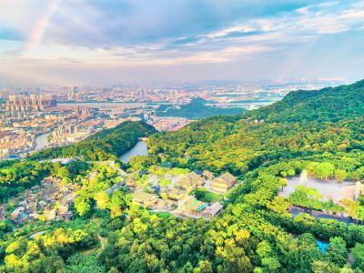 Xiqiao Mountain Scenic Area