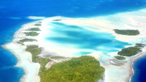 倫吉拉環礁