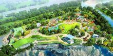 深坑秘境乐园-上海世茂精灵之城主题乐园