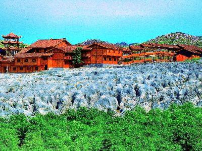 Xingwen Sea of Rocks