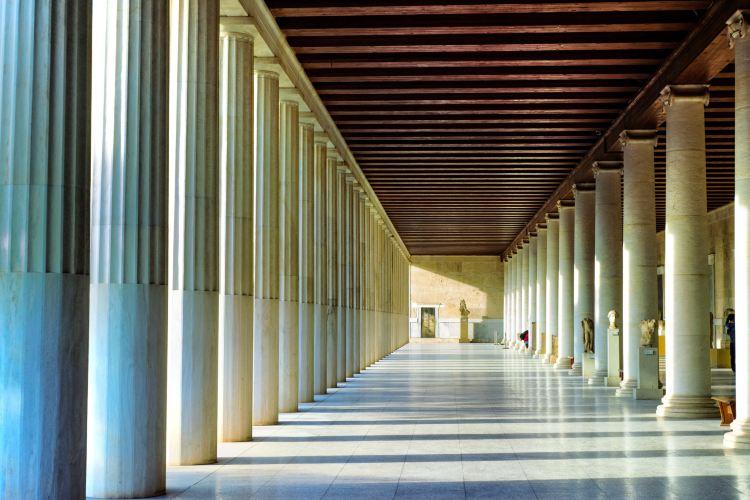 阿塔羅斯柱廊