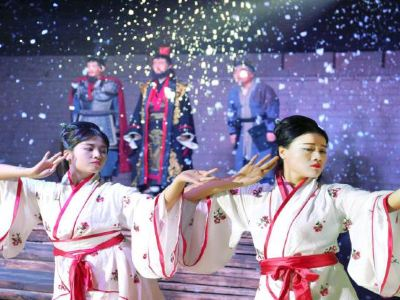 Back to Qin Dynasty Performance