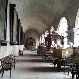 圣奥古斯丁博物馆旅游景点攻略图