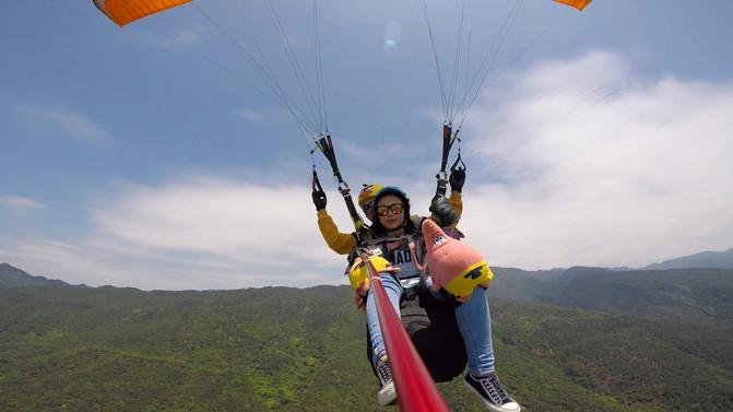 请慷慨地给自己一些放飞自我的时间∣滑翔伞 – 南宁游记攻略插图6