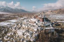 """雪山秘境丨列城的""""小布达拉宫"""""""