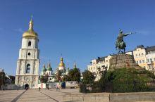 基辅,圣索菲亚大教堂