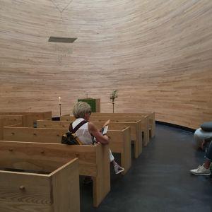 静默教堂旅游景点攻略图