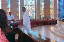 科特迪瓦day2:亚穆苏克罗和平圣母院Basilica of