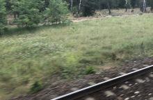 托伦火车站周边景色