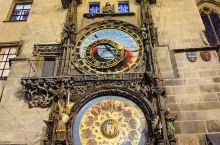 布拉格自游行第一日老城文化广场