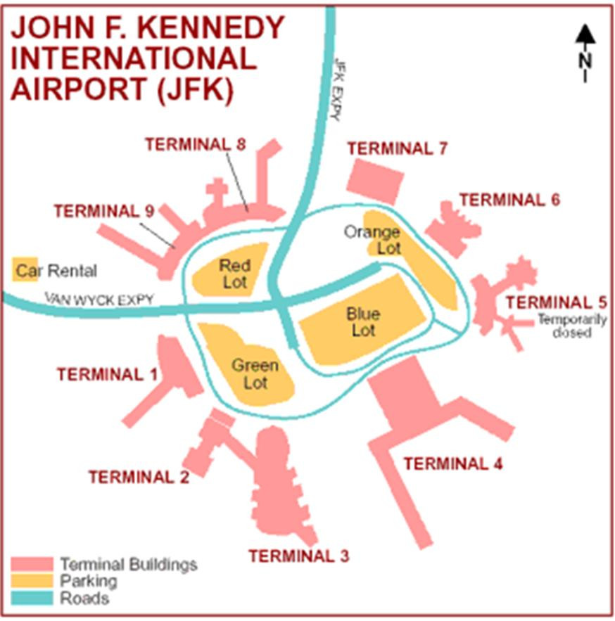 an analysis of jfk airport New york's john f kennedy airport (jfk) isn't the busiest airport in the world, nor is it the largest in terms of overall size or terminal size jason rabinowitz is an aviation geek specializing in passenger experience research, data analysis, and blogger about airlines, airplanes and air travel.