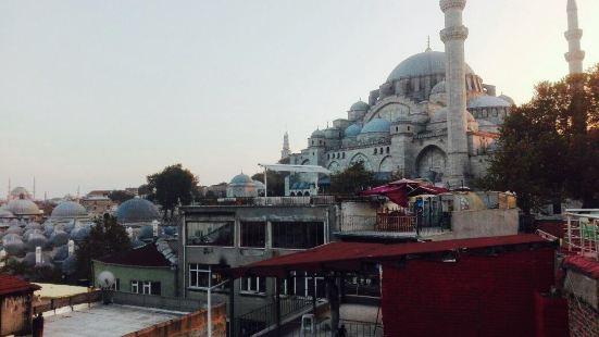 Mimar Sinan Teras Cafe