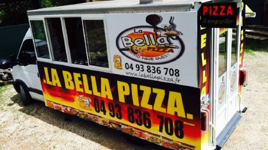 La Bella Pizza Nice Ouest