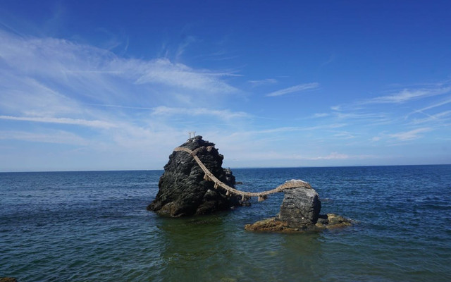 【遇见不一样的世界—日本】伊势!移动的神宫&静谧的海上夫妇岩