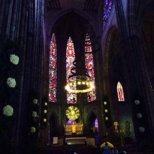 赎罪教堂旅游景点攻略图