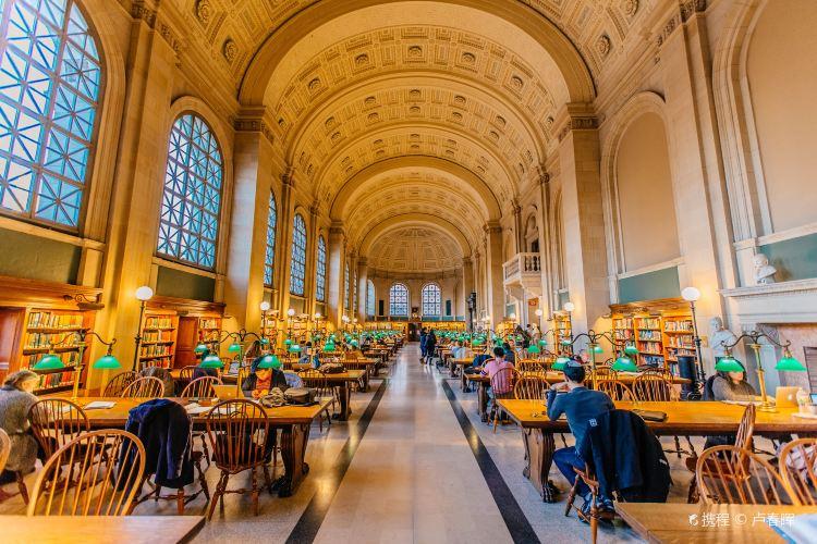 波士頓公共圖書館3