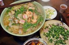 台北北投:大吃一斤的张无忌大碗公面