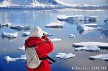 """南极 是""""更伟大的存在"""" …你懂吗"""