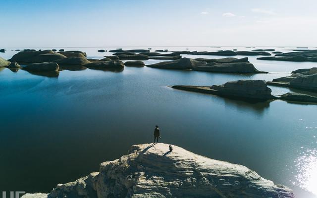 【西北 静谧之境】航拍视角下的神秘与绝地!
