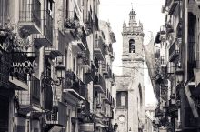 瓦伦西亚,迷宫般的老城,偶遇三王节