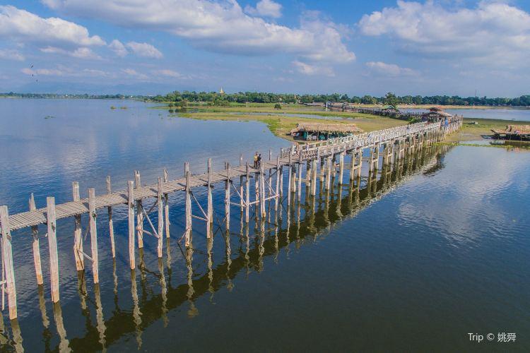 U Bein Bridge2