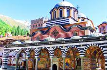 保加利亚首都~索非亚,里拉修道院和亚历山大教堂