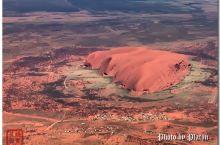 《乌鲁鲁-卡塔丘塔国家公园》之乌鲁鲁(Uluru 艾尔斯岩石