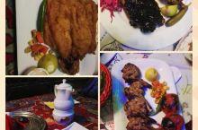 伊朗的美食之行。