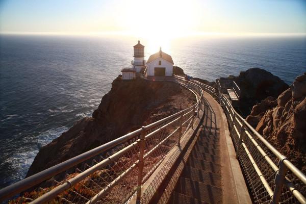 #我的2015#廊桥遗梦-灯塔-云海-火山湖-雪山-森林瀑布-海岸日落,集合所有梦想元素的自驾旅行