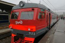圣彼得堡的公共交通 小火车 有轨电车