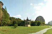 非常漂亮的江西龙虎山